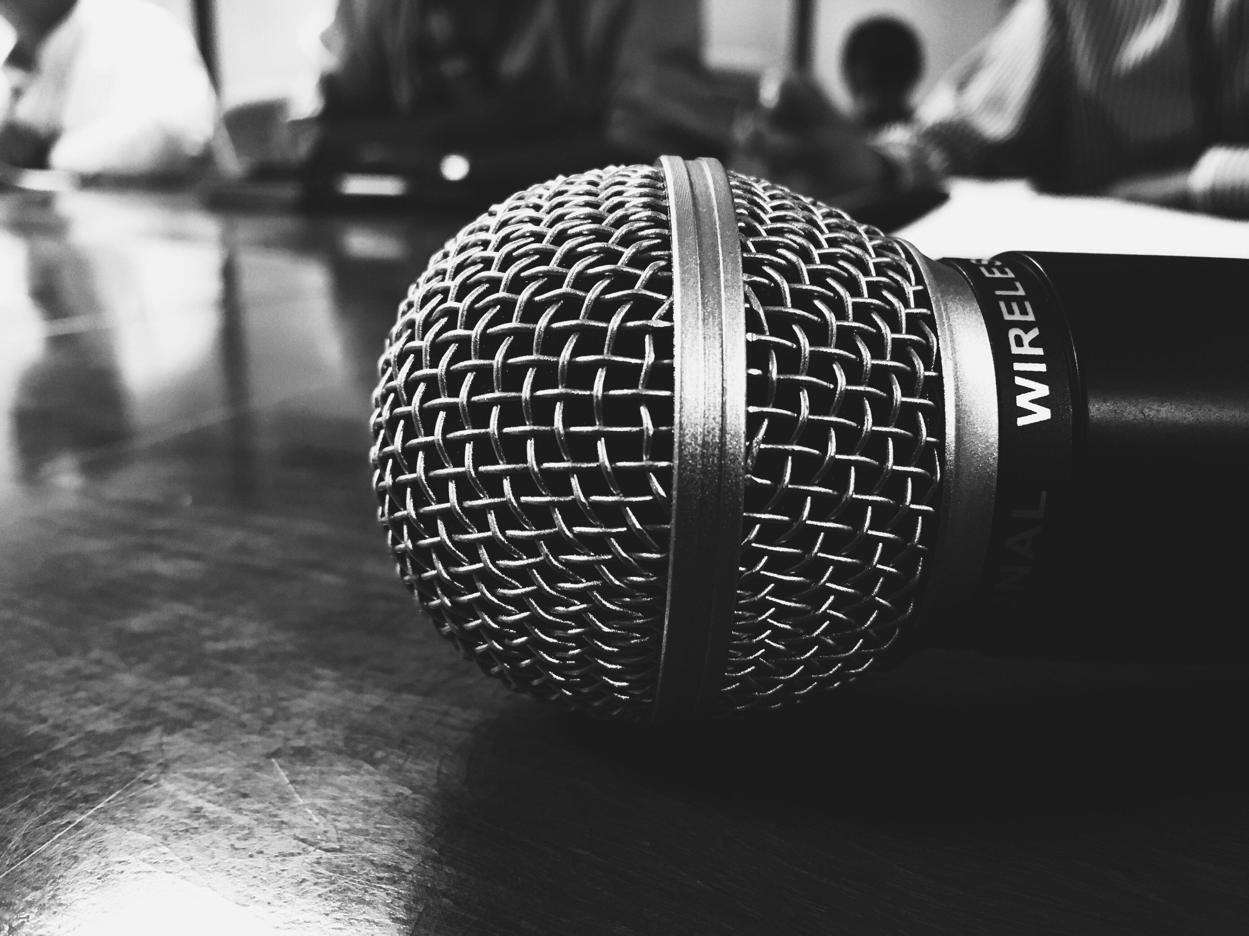 microphone-972JDHJ